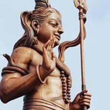 Nutzerprofil von Puja