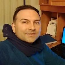 Cenk User Profile