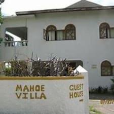 Profil utilisateur de Mahoe Villa