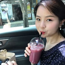 Hye Min felhasználói profilja