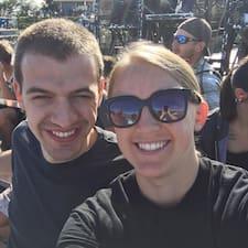 Phillip & Leisha felhasználói profilja