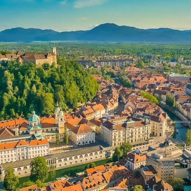 Guidebook for Ljubljana