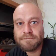 Gebruikersprofiel Pierre