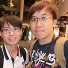 โพรไฟล์ผู้ใช้ Chong