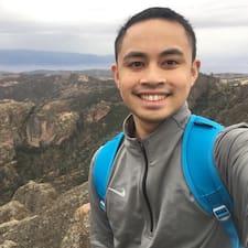 Mark Angelo felhasználói profilja