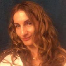 Aniela felhasználói profilja