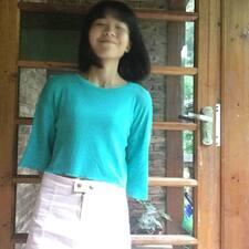 晓玉 is the host.