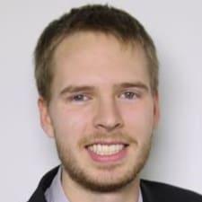 Corentin felhasználói profilja