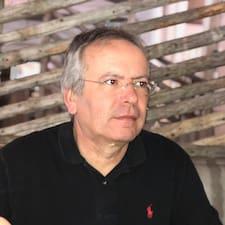 Henkilön André käyttäjäprofiili