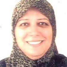 Profil Pengguna Faten