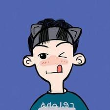 Perfil do usuário de Min