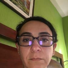 Rocío的用戶個人資料