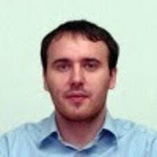 Henkilön Mykhailo käyttäjäprofiili