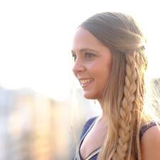 Isabel Margarita felhasználói profilja