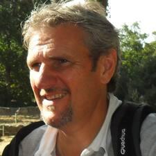 Dirk felhasználói profilja