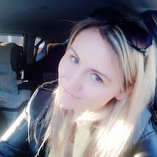 Levankova felhasználói profilja