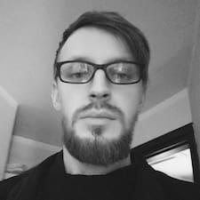 Användarprofil för Maciej
