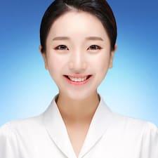 Användarprofil för Jihee