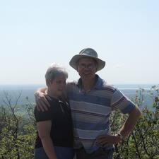 Jim & Catherine User Profile