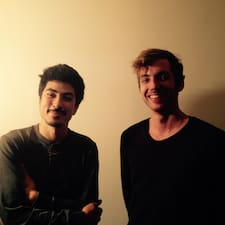 Profil utilisateur de Victor, Alex, Clément