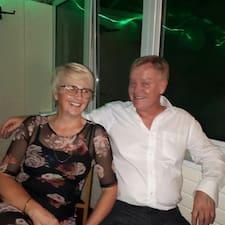 Annette & Stephen Superhost házigazda.