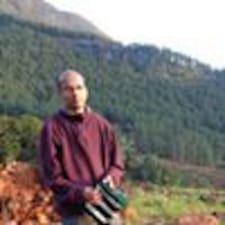 Hasitha - Uživatelský profil