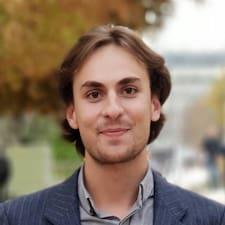 Profil utilisateur de Gaspard