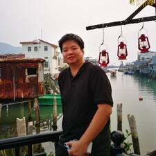 Teng - Uživatelský profil