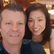 Todd And Tomomi User Profile