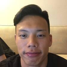 Kei felhasználói profilja