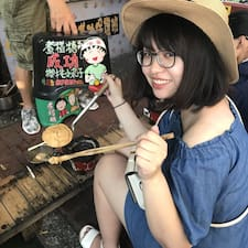 Profil utilisateur de 嘉瑩