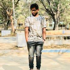 Nutzerprofil von Manjunath