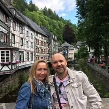 Janco & Esther felhasználói profilja