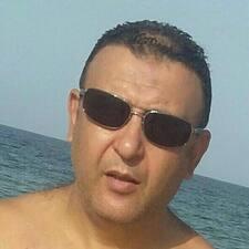 Hatem felhasználói profilja