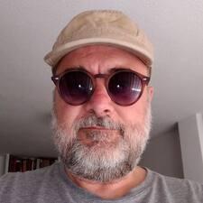 Eladio felhasználói profilja