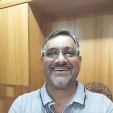 Användarprofil för Rajeev