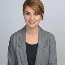 Audrey Brukerprofil