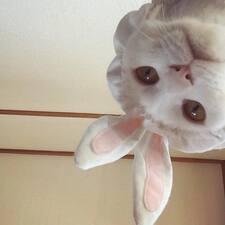 爱吃樱桃的兔子 felhasználói profilja