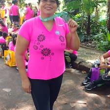 Profil utilisateur de Maria Lúcia Pereira