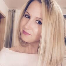 Julika felhasználói profilja