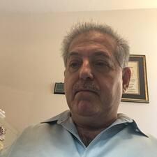 Sarkis User Profile