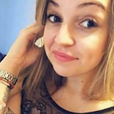Profil utilisateur de Celia