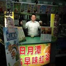 Zheng felhasználói profilja