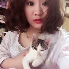 沐 felhasználói profilja