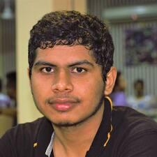 Vivek的用戶個人資料