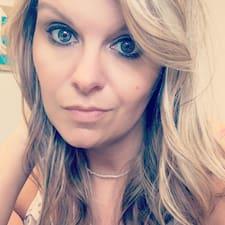 Pamela - Uživatelský profil