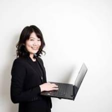 Chisaki felhasználói profilja