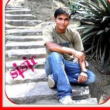 Profil Pengguna Sisir Kumar