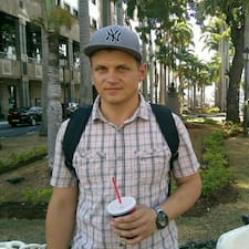 Profil Pengguna Dmytro
