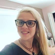 Judith felhasználói profilja